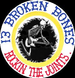 13 Broken Bones